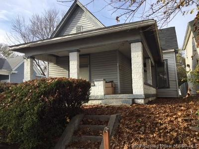 Floyd County Single Family Home For Sale: 1935 Center Street