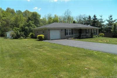 Harrison County Single Family Home For Sale: 2306 Fey Drive NW