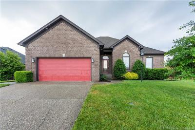Jeffersonville Single Family Home For Sale: 3209 Liberty Way