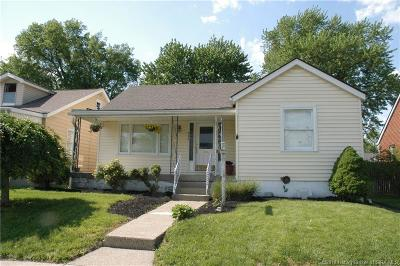Jeffersonville Single Family Home For Sale: 425 E 7th Street