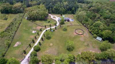 Harrison County Single Family Home For Sale: 589 Brunner Hill Road NW