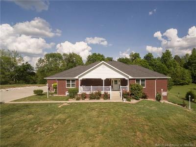 Harrison County Single Family Home For Sale: 999 Capitol Boulevard
