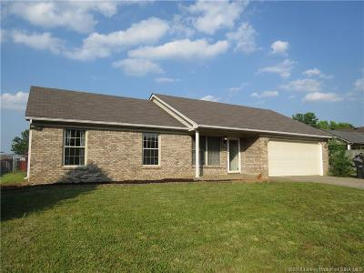Jeffersonville Single Family Home For Sale: 1203 Windmill Lane
