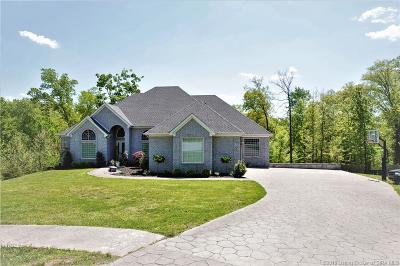 Clark County Single Family Home For Sale: 7818 Rain Creek Drive