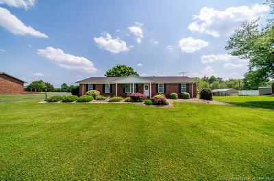 Harrison County Single Family Home For Sale: 1815 Marvy Lane NE