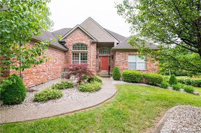 Clark County Single Family Home For Sale: 6110 Mariners Trail