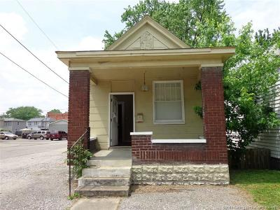 Floyd County Single Family Home For Sale: 1601 E Market Street