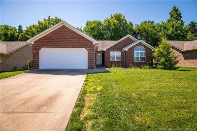 Clark County Single Family Home For Sale: 7020 Shadow Pointe