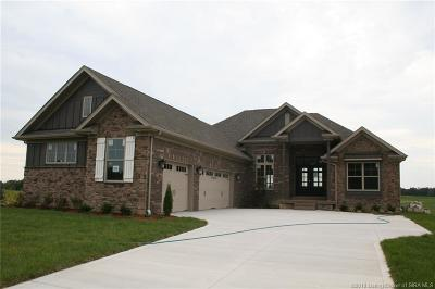 Henryville Single Family Home For Sale: 1531 Augusta Parkway