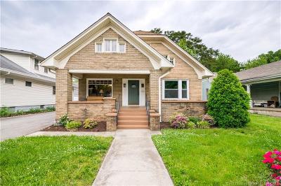 Jeffersonville Single Family Home For Sale: 705 E Court Avenue