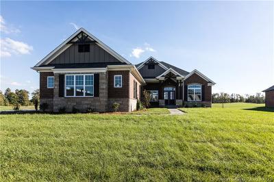 Henryville Single Family Home For Sale: 1814 Augusta Boulevard