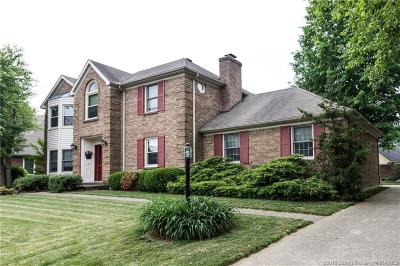 Jeffersonville Single Family Home For Sale: 2214 Glenn Abbey