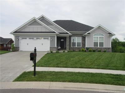 Jeffersonville Single Family Home For Sale: 3023 Coldstream Drive
