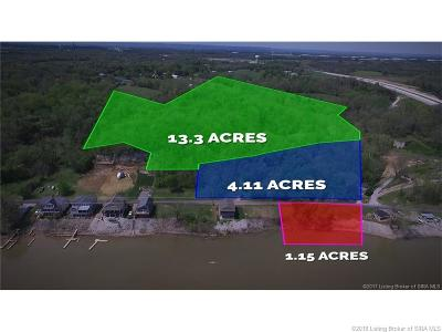 Clark County, Floyd County Residential Lots & Land For Sale: Ground Hog Kiln Road