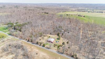 Washington County Single Family Home For Sale: 4916 & 4920 S Mount Zion Church Road