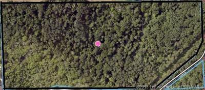 Clark County, Floyd County Residential Lots & Land For Sale: Ebenezer Church Road