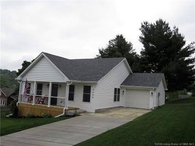 Harrison County Single Family Home For Sale: 2582 St. Marys Drive NE