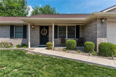 Jeffersonville Single Family Home For Sale: 3515 Lindy Trail