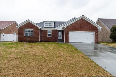 Clark County Single Family Home For Sale: 14022 (Lot96) Deerfield Court
