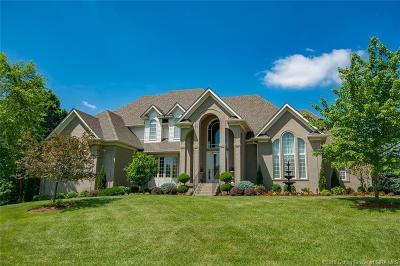 Floyds Knobs Single Family Home For Sale: 1910 Plum Hill Court