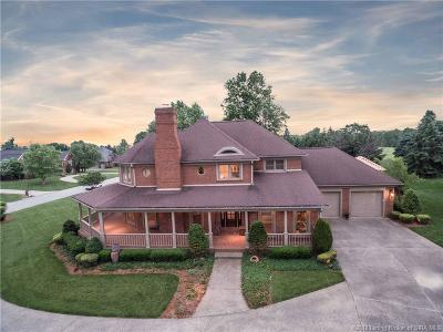 Floyds Knobs Single Family Home For Sale: 1900 Plum Hill Way