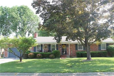 Floyd County Single Family Home For Sale: 3310 Ridgewood Drive