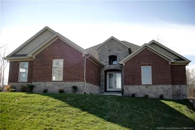 Clark County Single Family Home For Sale: 1101 Erica Circle