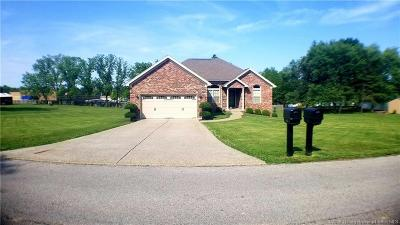 Clark County Single Family Home For Sale: 455 Cardinal Drive