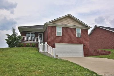 Clark County Single Family Home For Sale: 5514 Sky Ridge Road
