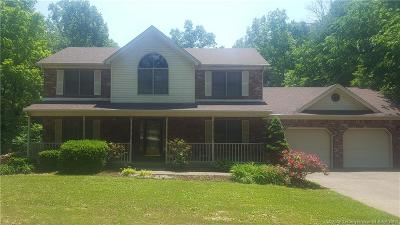 Harrison County Single Family Home For Sale: 959 Pinewood Trail NE