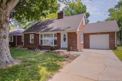 Jeffersonville Single Family Home For Sale: 23 Beechwood Road
