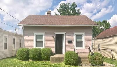 Floyd County Single Family Home For Sale: 1516 Vance Avenue