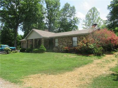 Floyd County Single Family Home For Sale: 1106 Silverwood Court