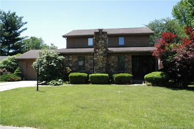 Floyd County Single Family Home For Sale: 3120 Julian Drive
