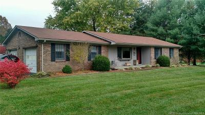 Harrison County Single Family Home For Sale: 7633 Rolling Hills Lane NE