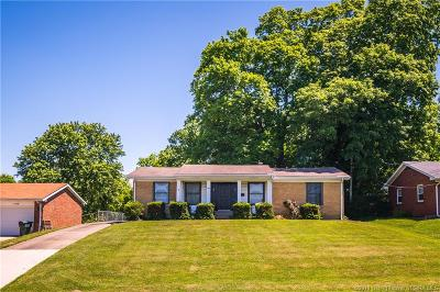 Floyd County Single Family Home For Sale: 1914 Bono Road