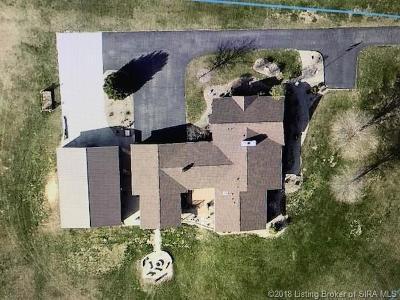 Harrison County Single Family Home For Sale: 3796 Kayla Court