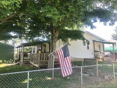 Orange County Single Family Home For Sale: 6444 State 56 Road E