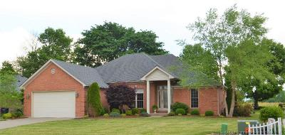 Jeffersonville Single Family Home For Sale: 5308 Chateau Court