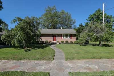 New Albany Single Family Home For Sale: 312 Highland Avenue