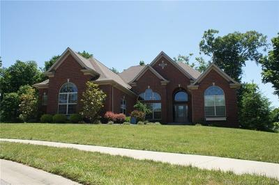 Floyd County Single Family Home For Sale: 3702 Melrose Court