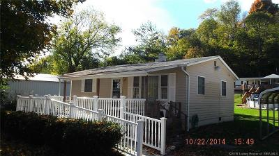Clark County Single Family Home For Sale: 4713 Upper River Road