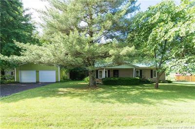 Scott County Single Family Home For Sale: 1955 W Moonglo Road