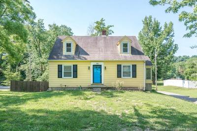 New Albany Single Family Home For Sale: 405 Captain Frank Road