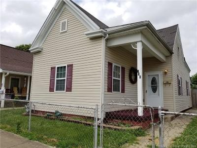 New Albany Single Family Home For Sale: 324 Galt Street