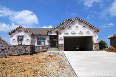 Georgetown Single Family Home For Sale: 5006 - Lot 219 Oakhill Lane