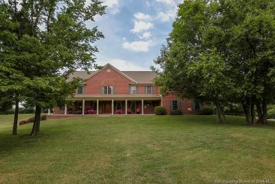 Floyd County Single Family Home For Sale: 10162 Bradford Road
