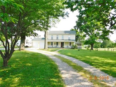 Washington County Single Family Home For Sale: 1370 N Quaker Road