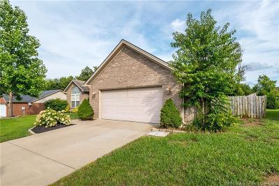 Jeffersonville Single Family Home For Sale: 5823 Quarter Court