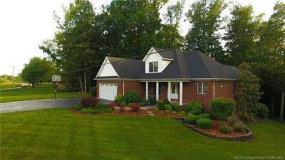 Floyd County Single Family Home For Sale: 2107 State Road 11